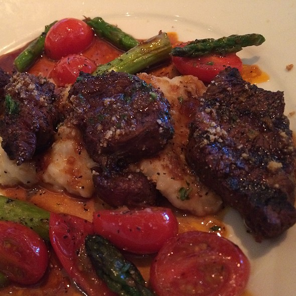 Grilled Steak Medallions @ The Cheesecake Factory