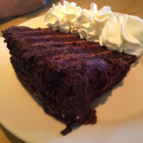 Chocolate Tower Truffle Cake @ The Cheesecake Factory