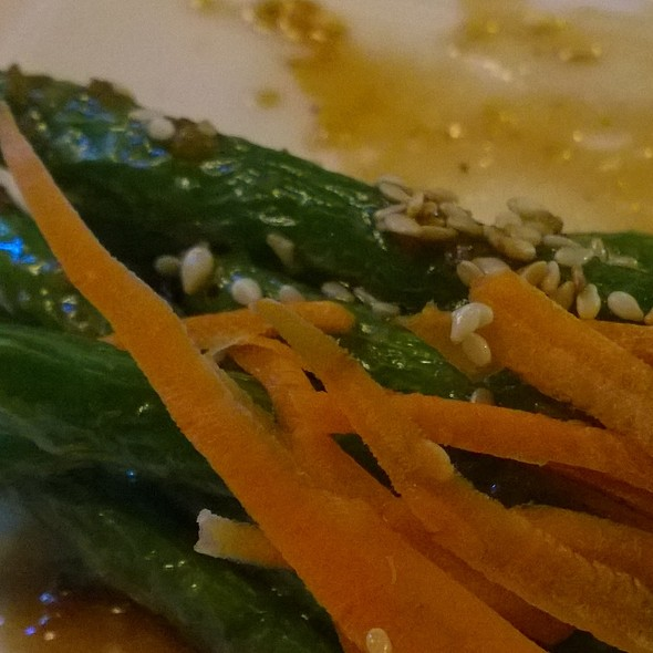Garlic Greenbeans - Ayutthaya Thai Restaurant & Bar, Seattle, WA