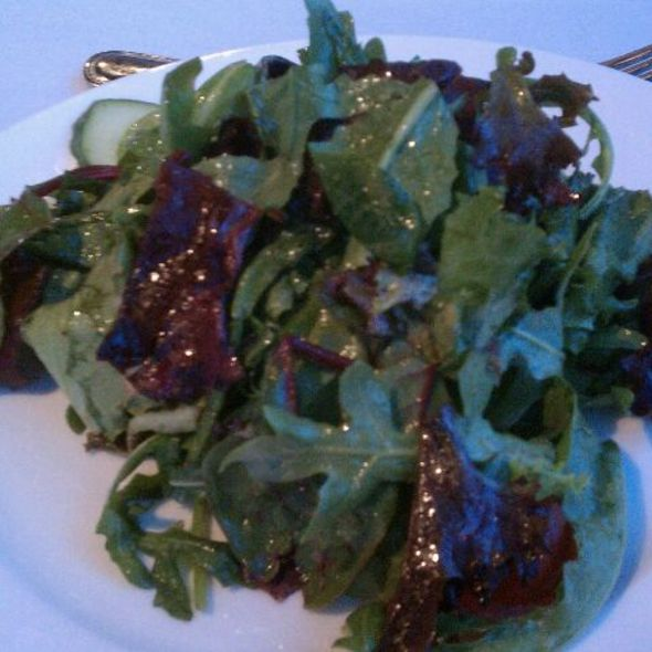 Salad - CBS Scene Restaurant and Bar, Foxboro, MA