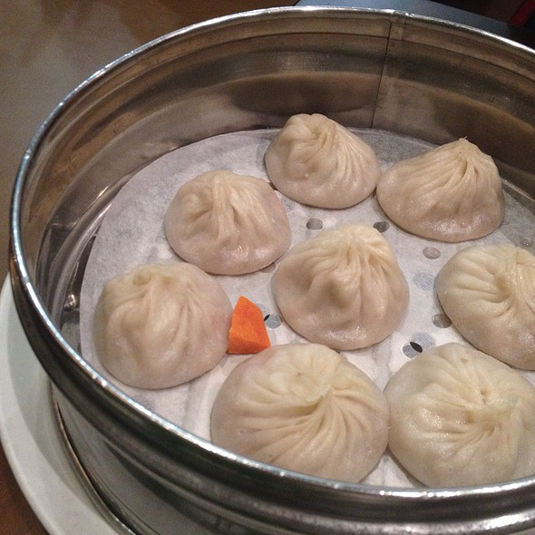 Dungeness Crab And Pork Soup Dumplings At ROC Kitchen