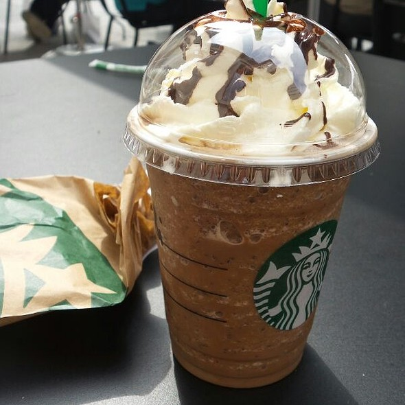 Java Chip Frappuccino @ Starbucks Leuven