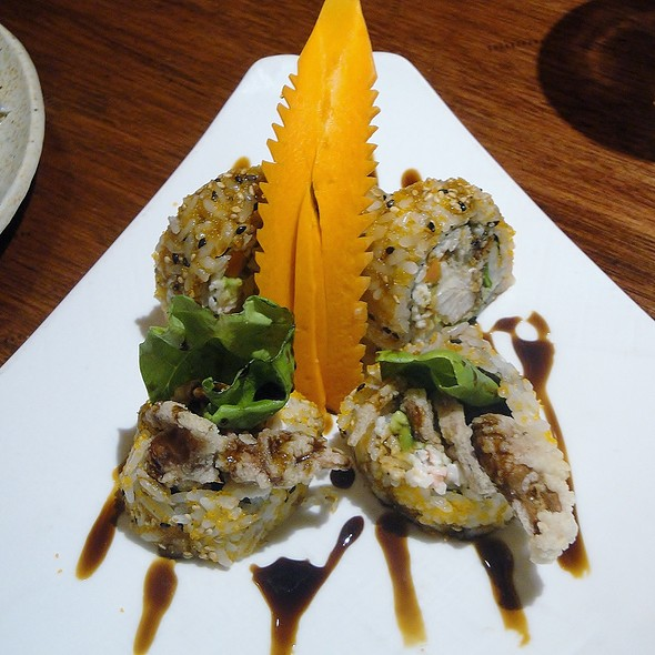 Spider Roll - East by Southwest, Durango, CO