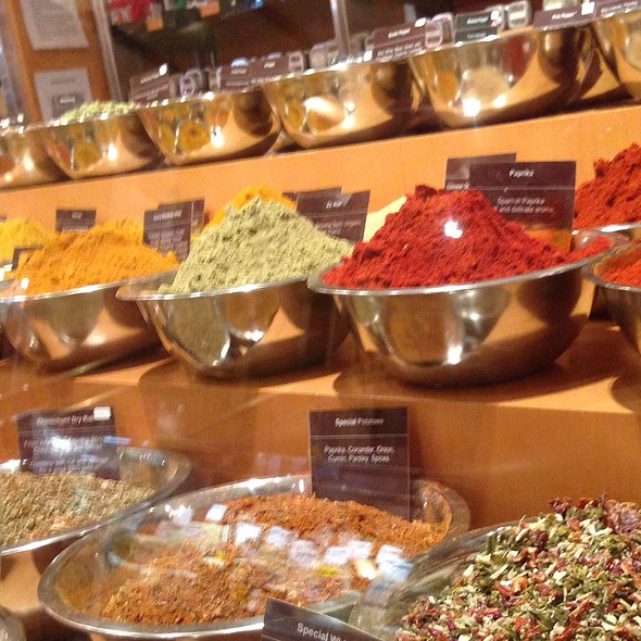 Spices @ Grand Central Market