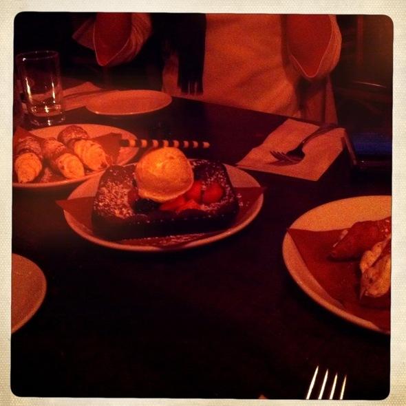 Surprise Dessert! @ Rubirosa