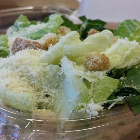 Caesar Salad @ Harpo's Pizza