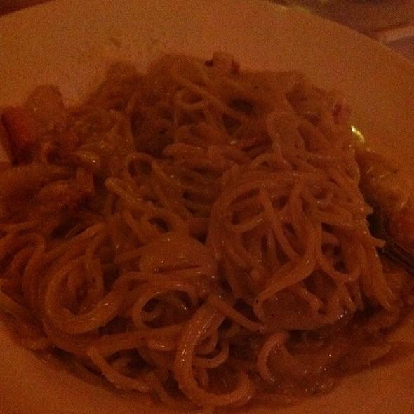 Spaghetti Carbonara - Ornella Trattoria Italiana, Astoria, NY