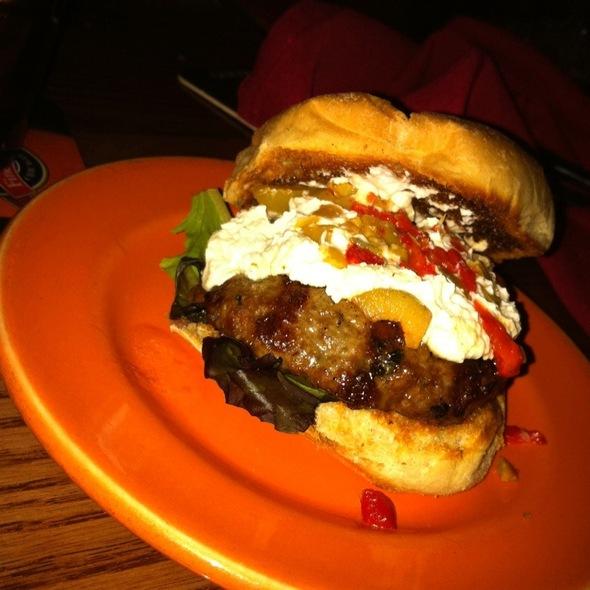 Lamb Slider @ BARcelona's
