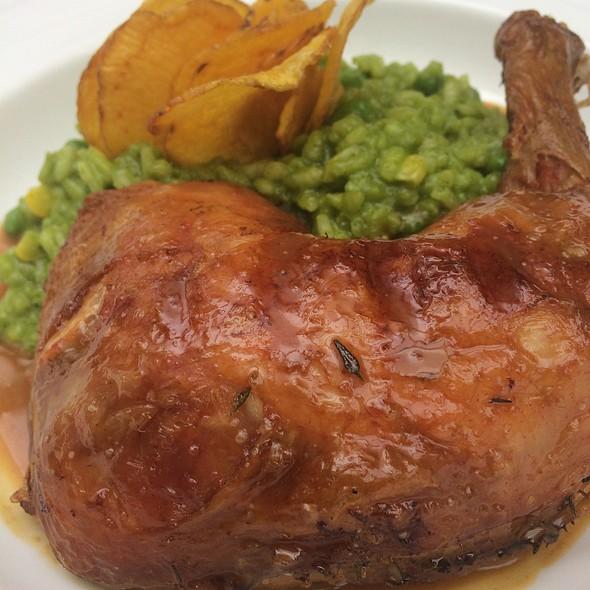 Baked Chicken @ La Leo Cocina Mestiza