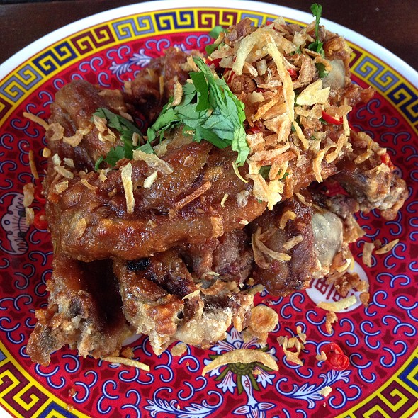 Duck Wings @ Fatty Crab