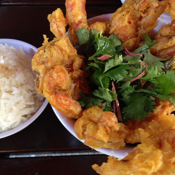 Soft Shell Crabs @ Fatty Crab