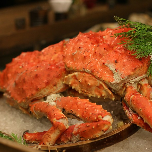 Alaskan King Crab @ Addiction Aquatic - 立吞
