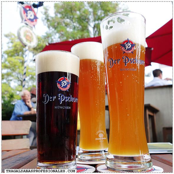 Beers @ Viktualienmarkt
