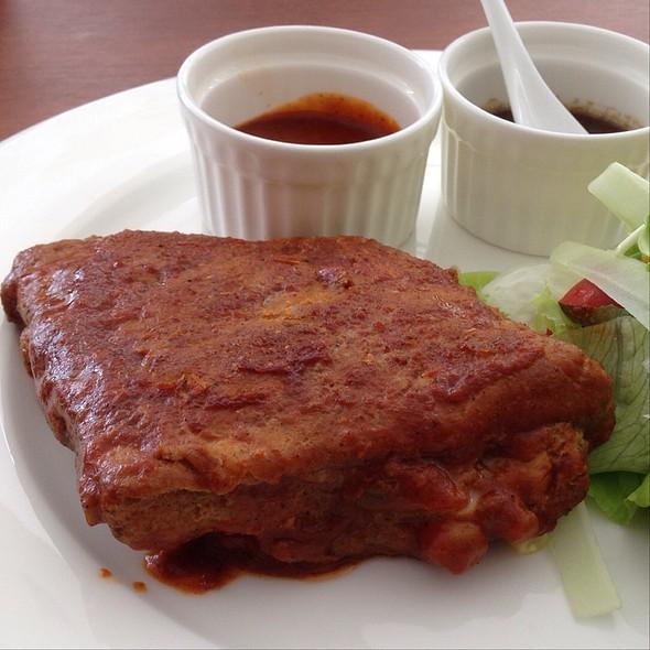 BBQ Spare Ribs @ Steak Lao