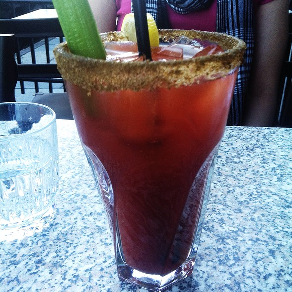 Bloody Caesar - Taverne Gaspar, Montréal, QC