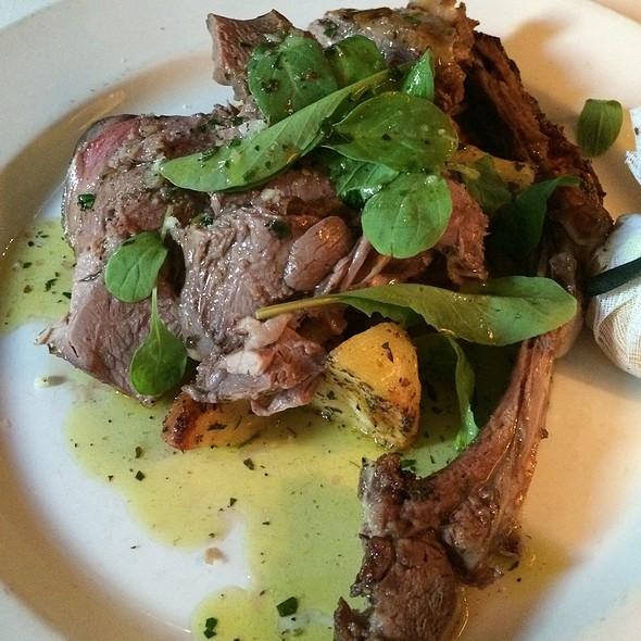 Lamb Rotisserie Dinner @ Kokkari Estiatorio