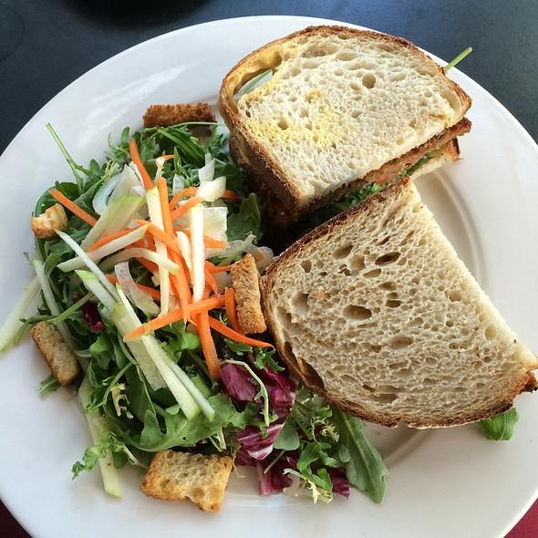 Founder's Field Roast Sandwich - FareStart, Seattle, WA
