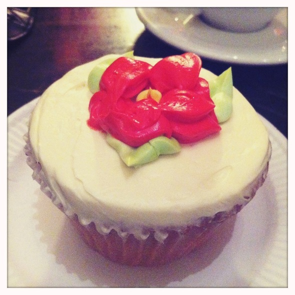 Butter Pecan Cupcake @ Cupcake Café