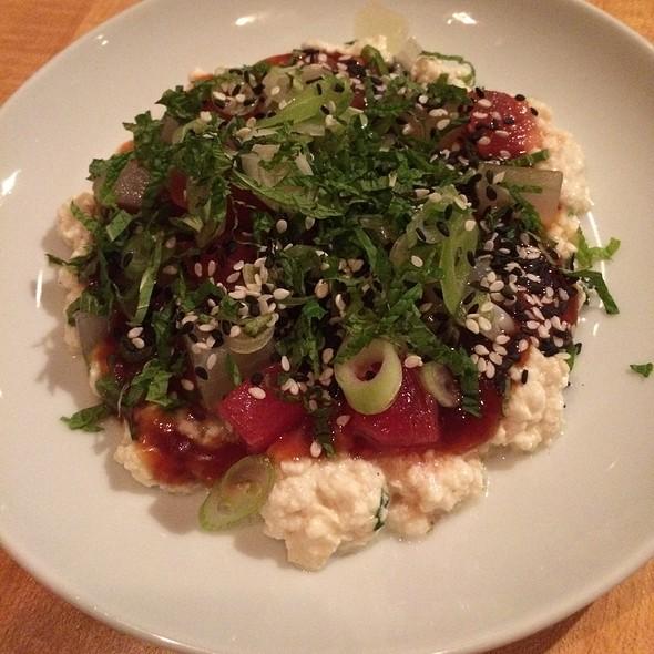 Tofu Melon Salad @ East by Northeast