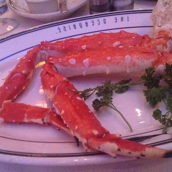 King Crab Legs - Oceanaire Seafood Room - Dallas, Dallas, TX