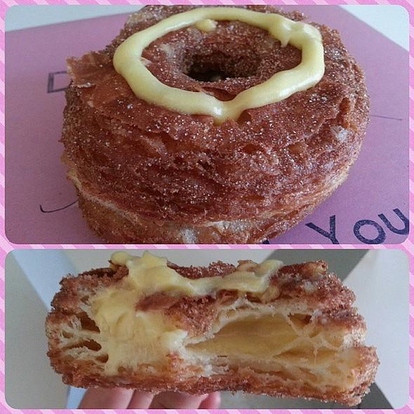 Cresnut @ DK's Donuts Orange
