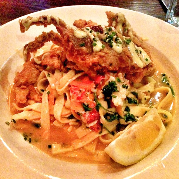 Soft Shell Crab And Lobster Meat - Rabia's, Boston, MA