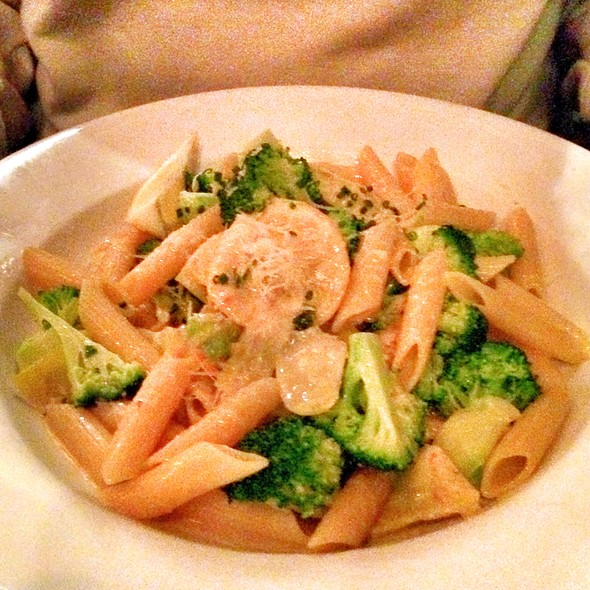 Ziti With Broccoli And Artichokes - Rabia's, Boston, MA
