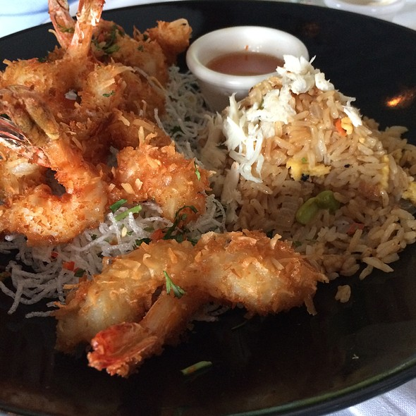 Coconut Shrimp @ Chart House