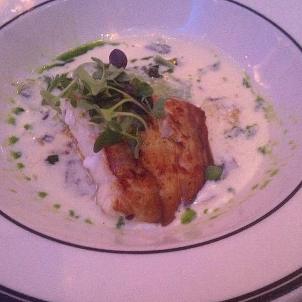 Pan Seared Alaskan Halibut  - Oceanaire Seafood Room - Dallas, Dallas, TX