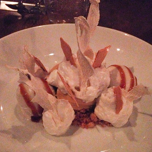 Mountain Yam, Caramelized White Choclate , Popcorn And Coconut - ink., West Hollywood, CA