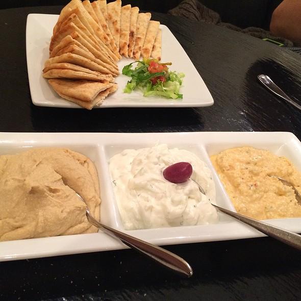 Tria Spreads @ Ammos Authentic Greek Cuisine