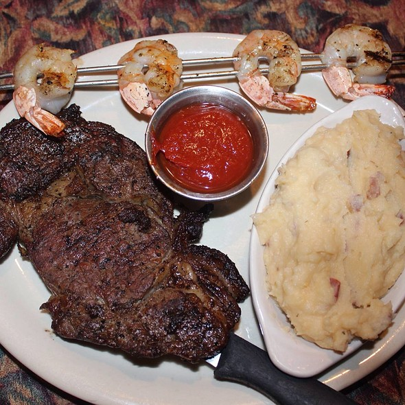 Steak and Shrimp @ Village Steakhouse