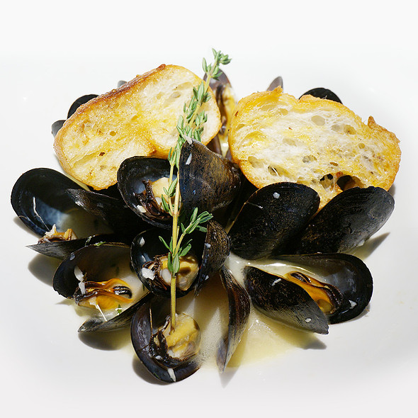Prince Edward Island Mussels - Cibo, New York, NY