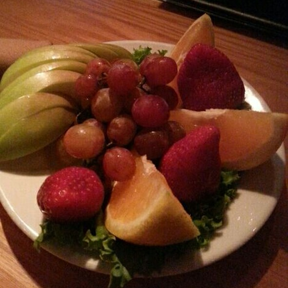 Side Of Fresh Fruit @ Oak Creek Brewery & Grill