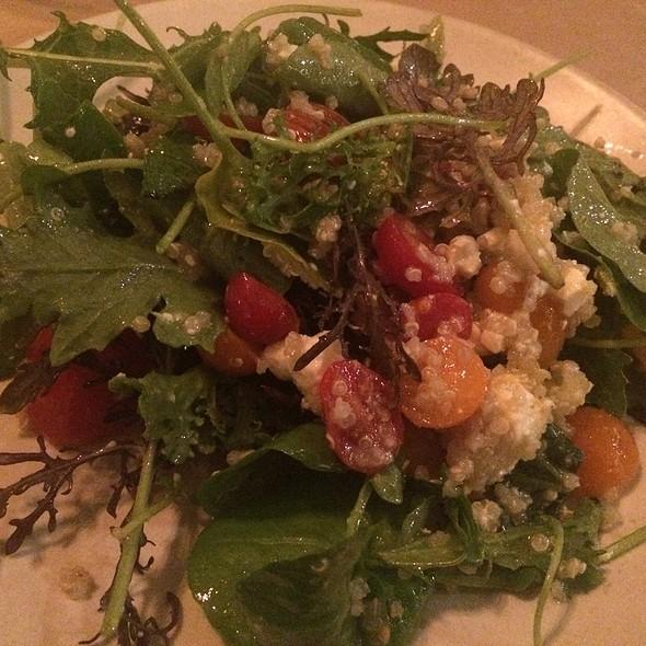 Quinoa Sal @ Hillside Supper Club
