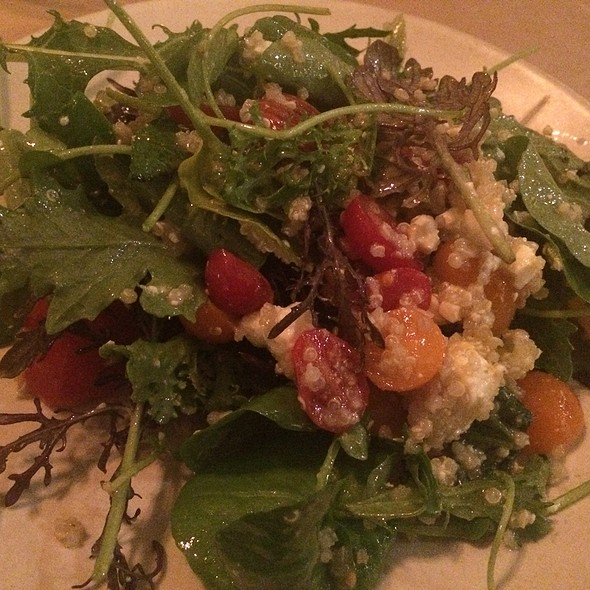 Quinoa Sal @ Hillside Supper Club