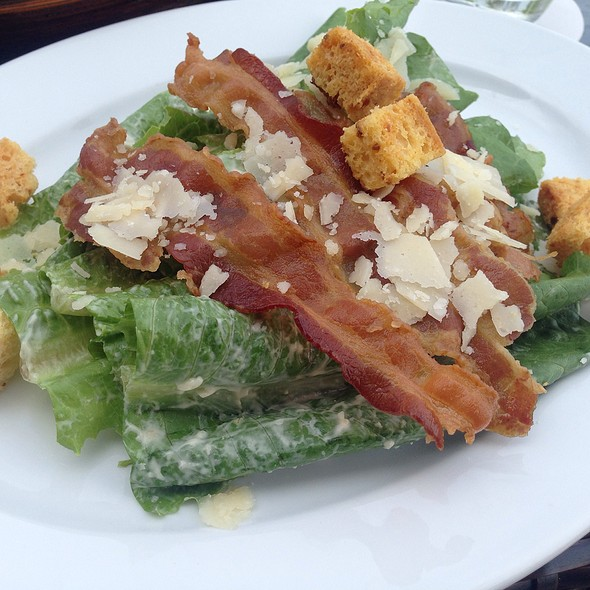 Caesar Salad @ Hyatt Regency Danang Resort & Spa
