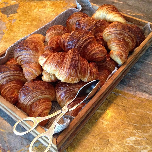 Croissants @ Hyatt Regency Danang Resort & Spa