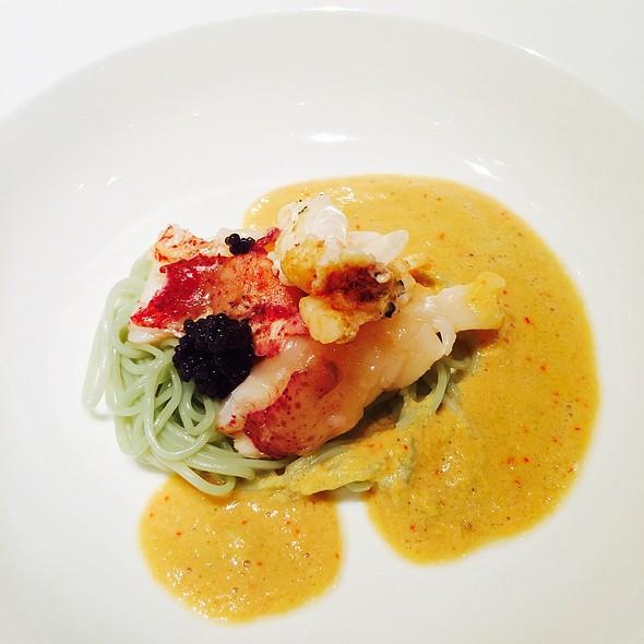 Lobster And Spaghetti  @ I M Teppanyaki & Wine