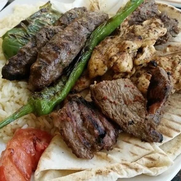 Three Way Combo @ Armenian Market & Bakery