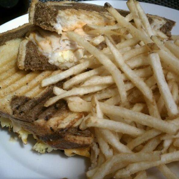 Turkey Reuben - CBS Scene Restaurant and Bar, Foxboro, MA