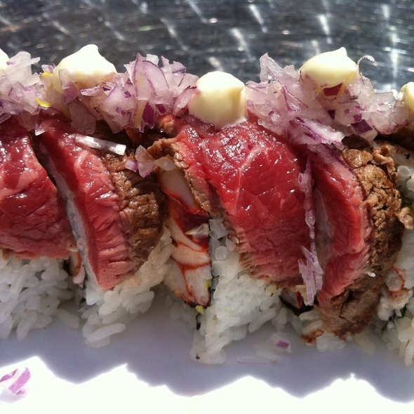 The Distinguished Gentleman @ Seito Sushi Japanese Restaurant