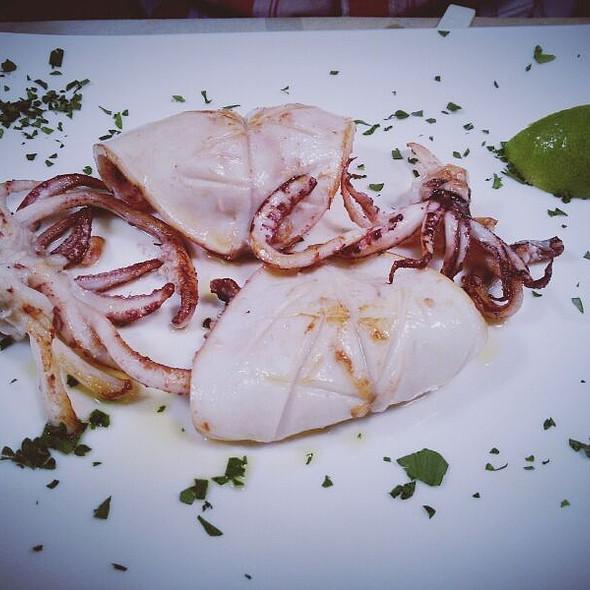 Calamari alla Griglia @ Le Due Colonne
