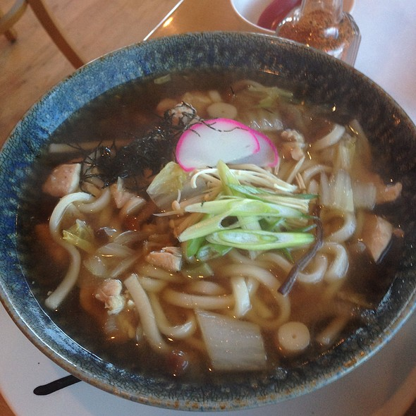 Chicken Udon @ Rumble Fish