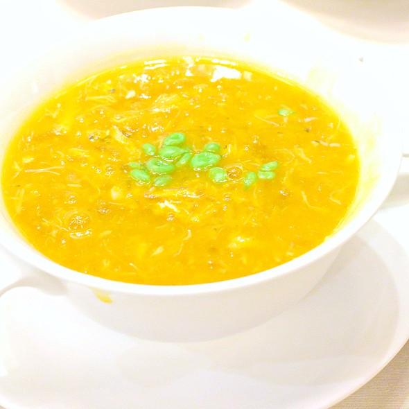 蟹粉海燕窩,Crab Roes with Seaweed in Soup @ Dong Lai Shun 東來順