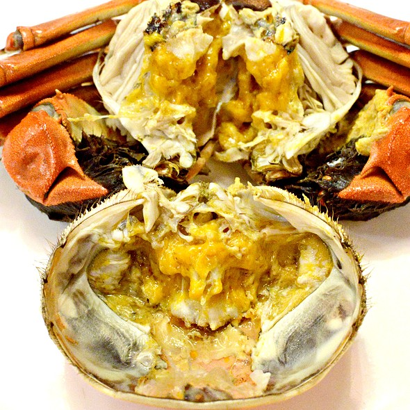 Tai Hu Hairy Crab @ Dong Lai Shun 東來順