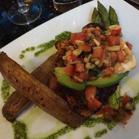 Blackened Chicken Special - Laporta's Restaurant, Alexandria, VA