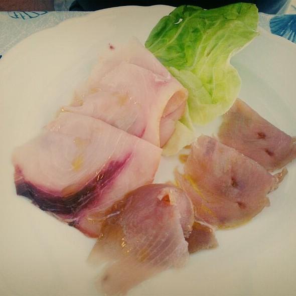 Tonno E Pesce Spada Affumicati @ La Lampara