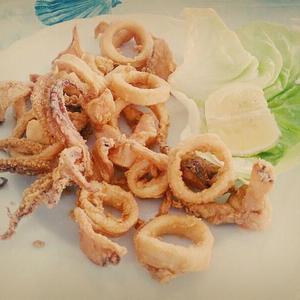 Calamari Fritti @ La Lampara