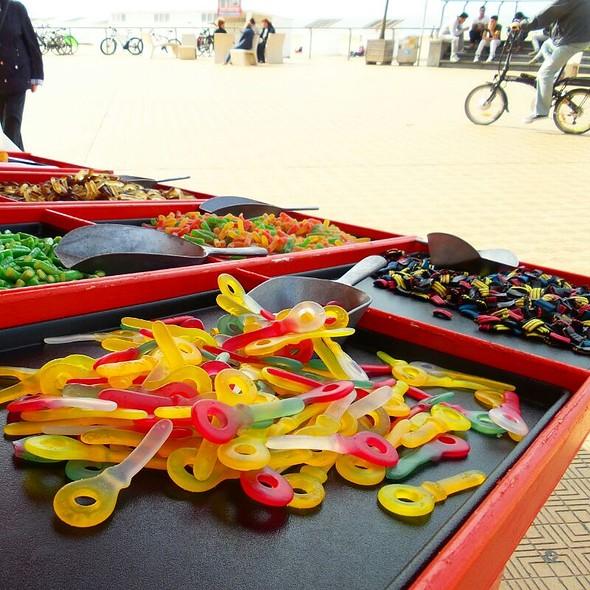 Snoepjes @ Oostende